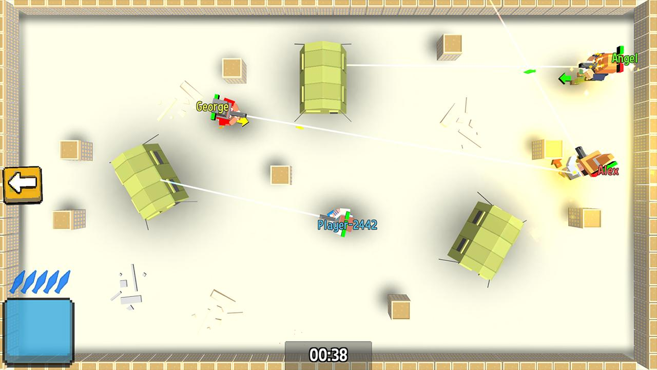 Cubic 2 3 4 Player Games 1.9.9.9 Screenshot 21
