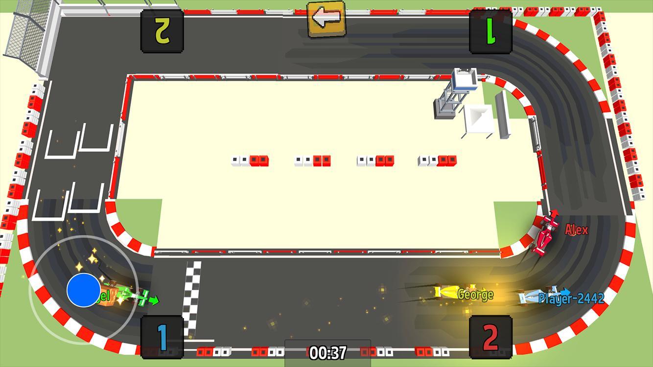 Cubic 2 3 4 Player Games 1.9.9.9 Screenshot 7