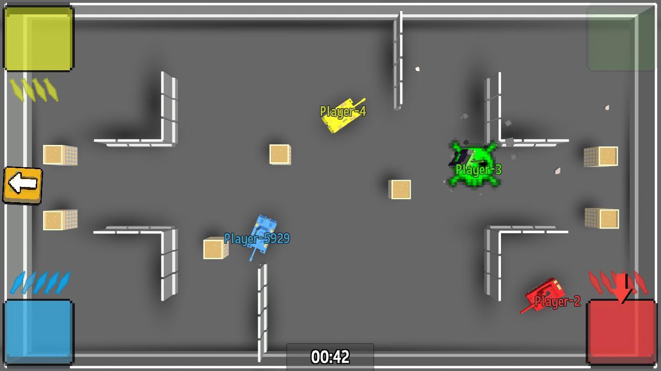 Cubic 2 3 4 Player Games 1.9.9.9 Screenshot 8