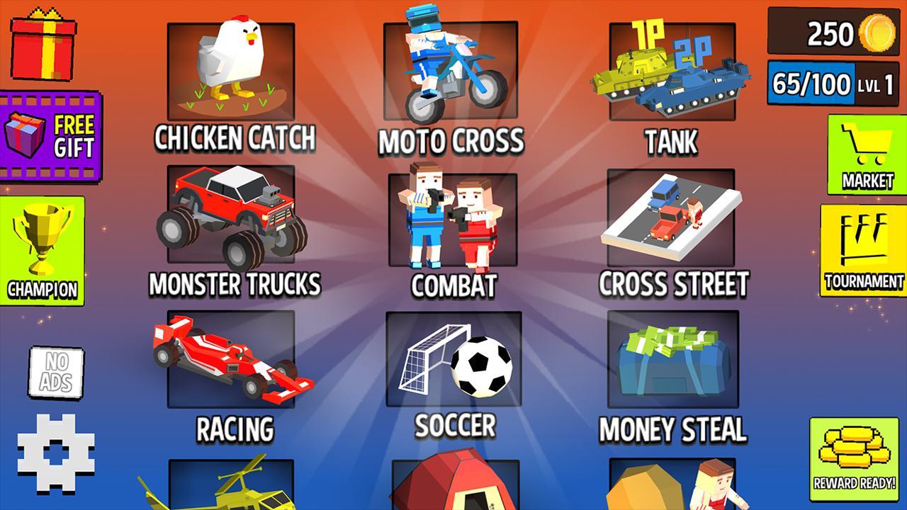 Cubic 2 3 4 Player Games 1.9.9.9 Screenshot 9