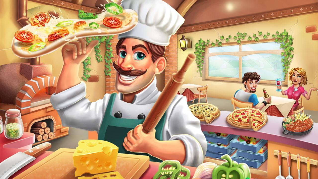 Chef's Life : Crazy Restaurant Kitchen 5.7 Screenshot 1