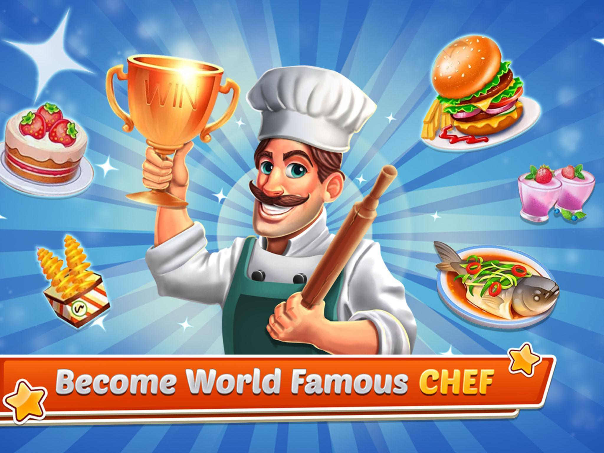 Chef's Life : Crazy Restaurant Kitchen 5.7 Screenshot 11