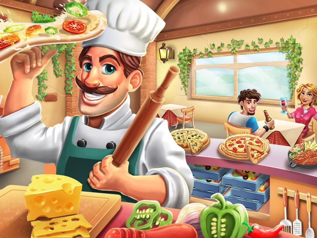 Chef's Life : Crazy Restaurant Kitchen 5.7 Screenshot 15