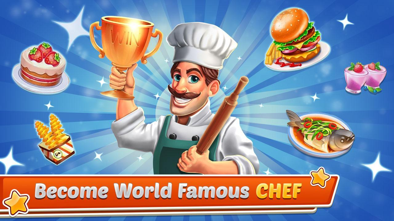 Chef's Life : Crazy Restaurant Kitchen 5.7 Screenshot 4