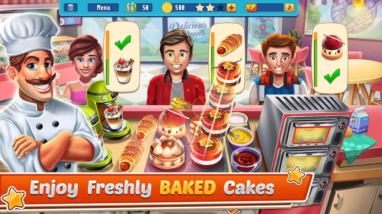 Chef's Life : Crazy Restaurant Kitchen 5.7 Screenshot 5