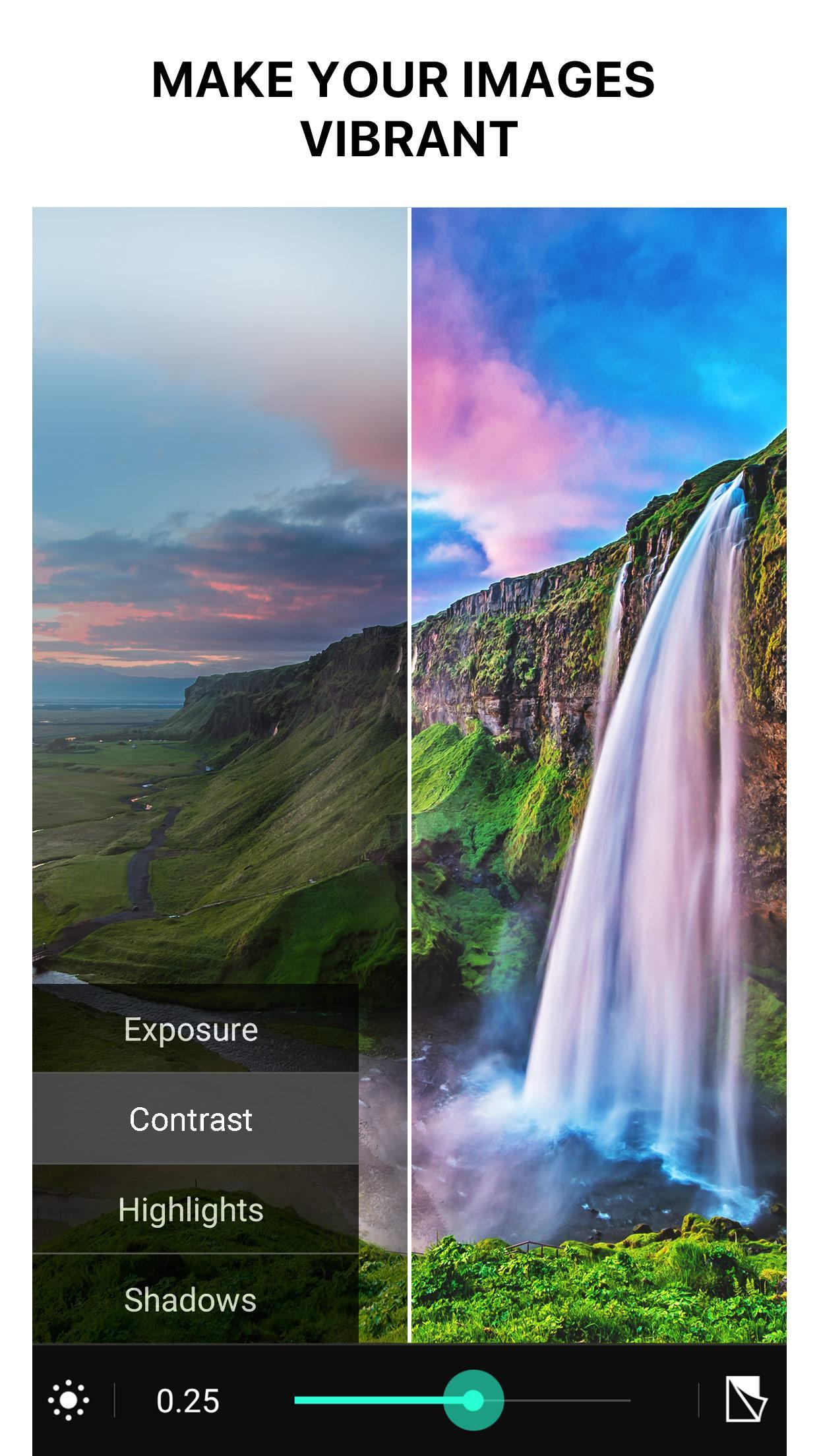 PhotoDirector –Photo Editor & Pic Collage Maker 9.1.5 Screenshot 4