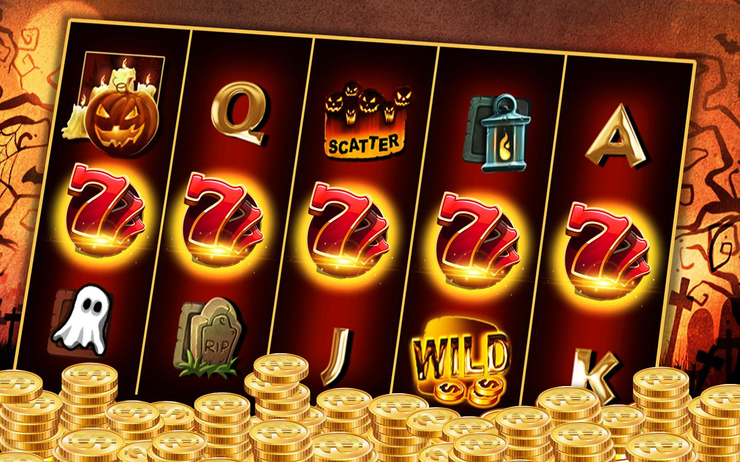 Slot machines slots casino 1.4 Screenshot 4