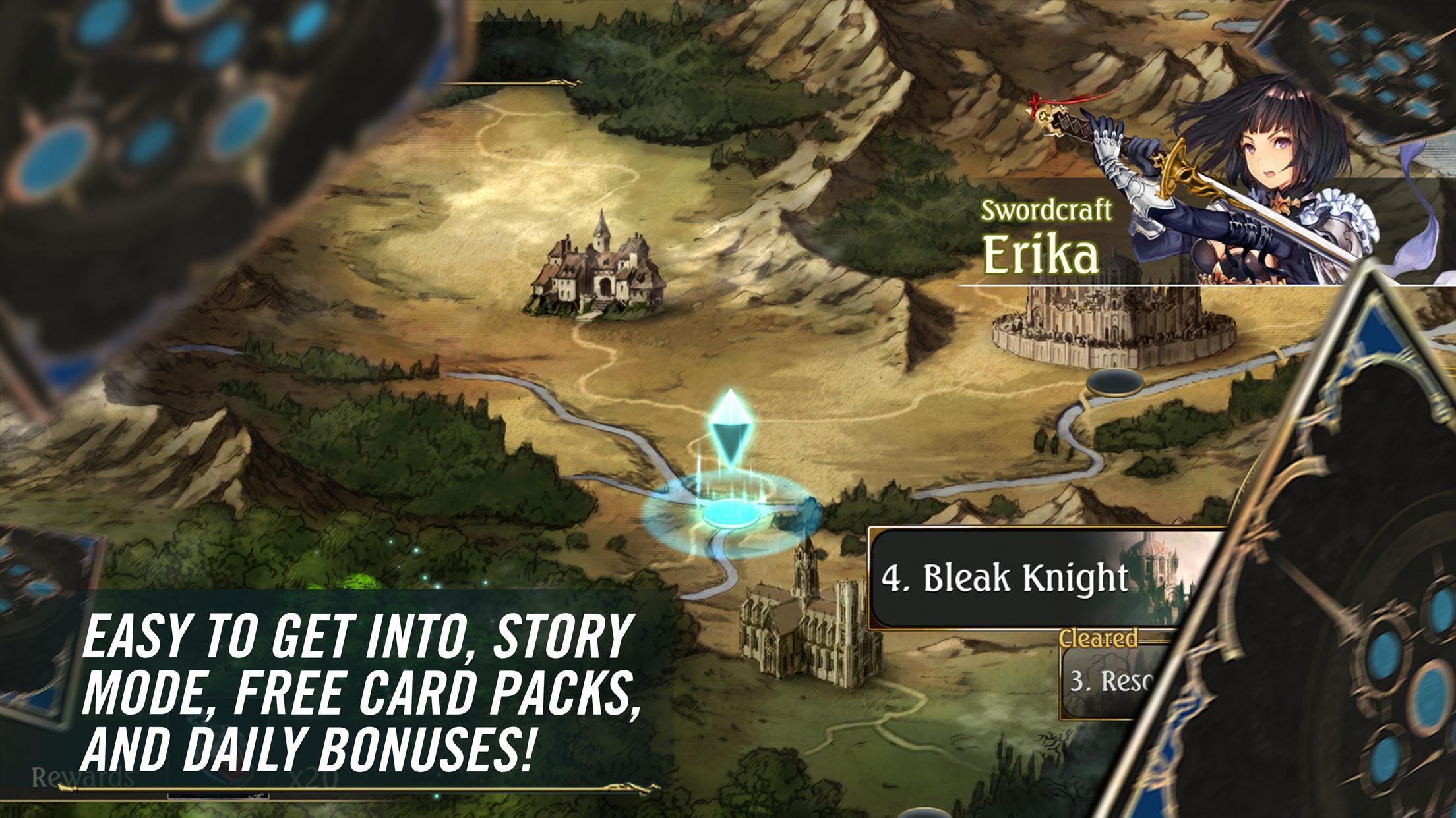 Shadowverse CCG 3.1.22 Screenshot 3