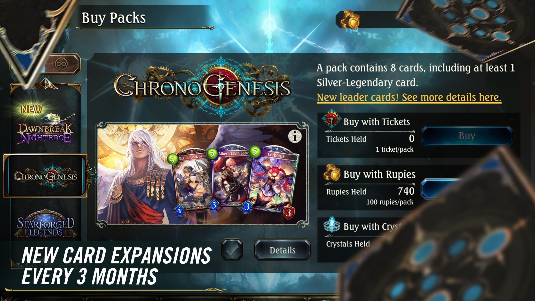 Shadowverse CCG 3.1.22 Screenshot 4
