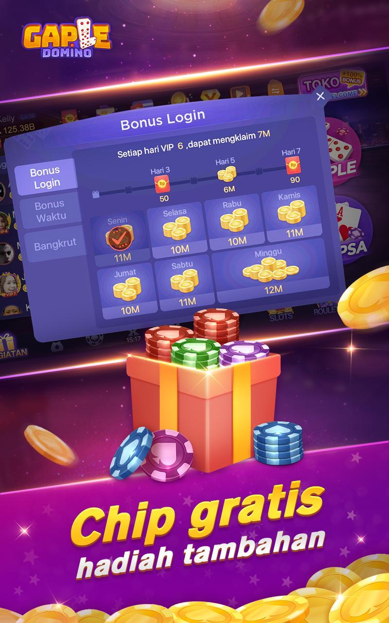 Domino Gaple Online(Free) 2.16.0.0 Screenshot 4