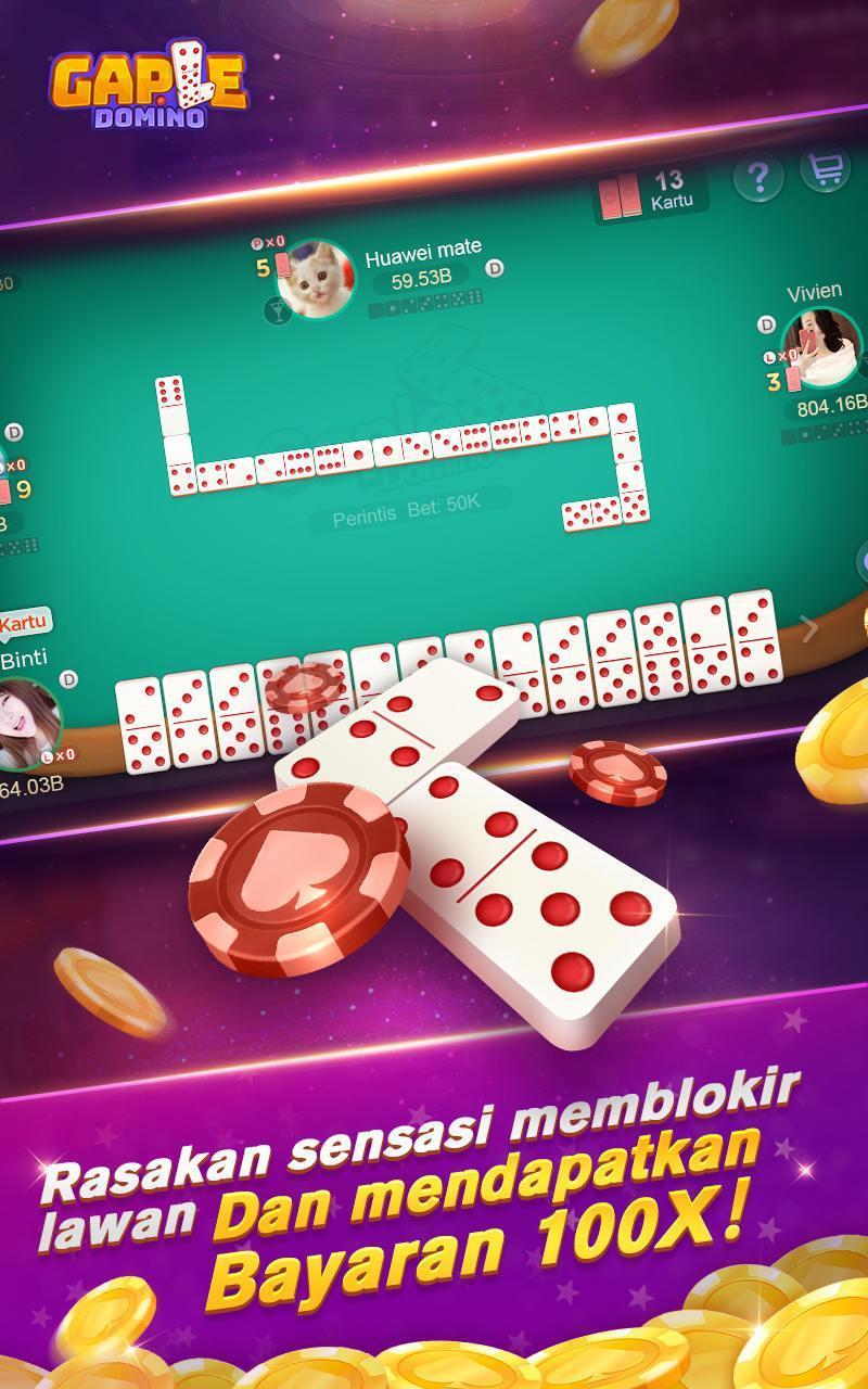 Domino Gaple Online(Free) 2.16.0.0 Screenshot 5