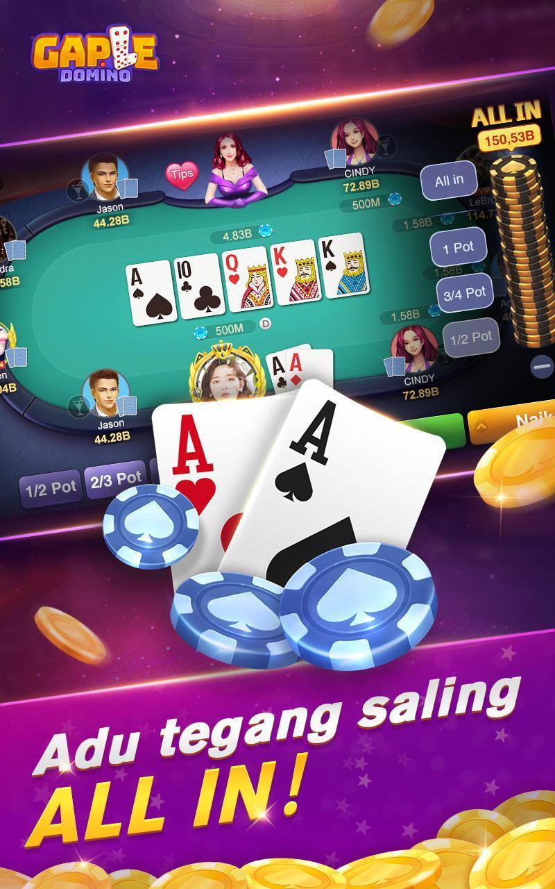 Domino Gaple Online(Free) 2.16.0.0 Screenshot 7