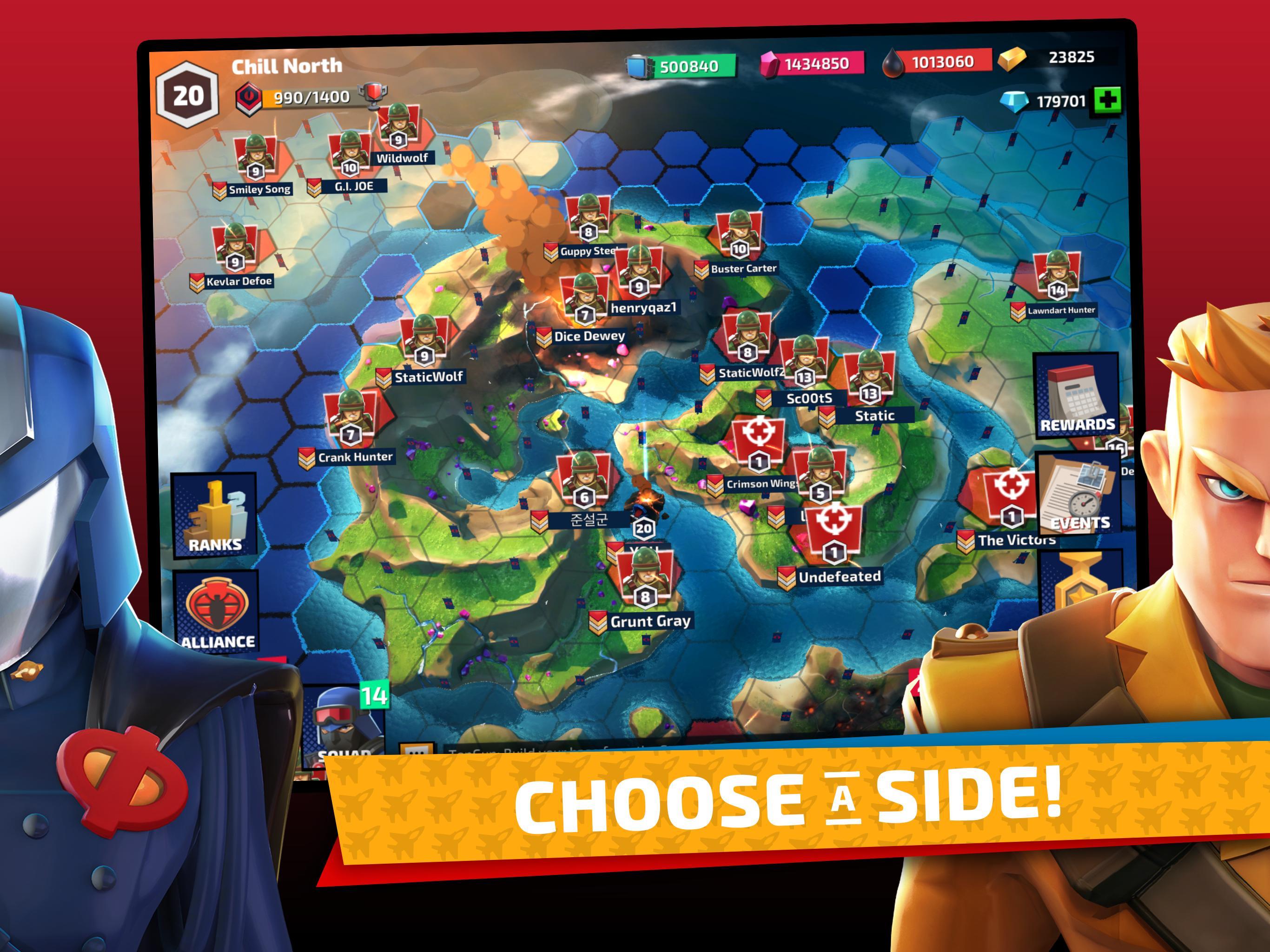 G.I. Joe War On Cobra 1.1.0 Screenshot 10