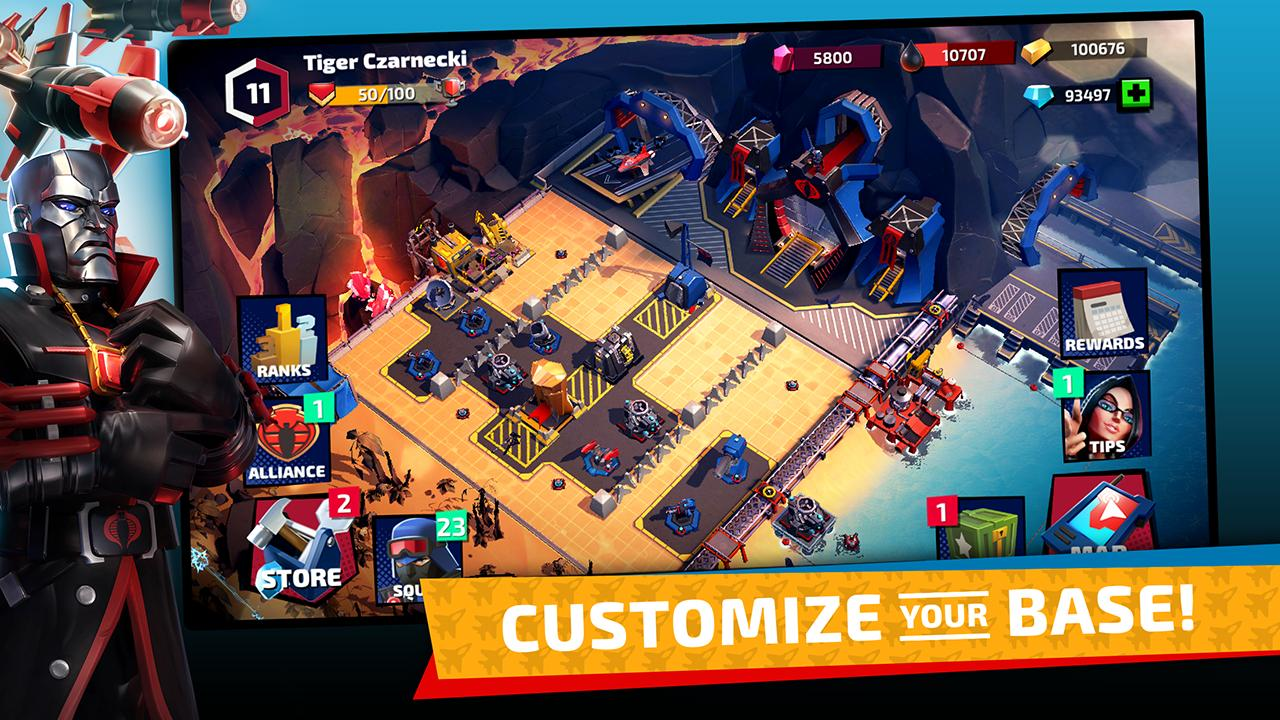 G.I. Joe War On Cobra 1.1.0 Screenshot 3