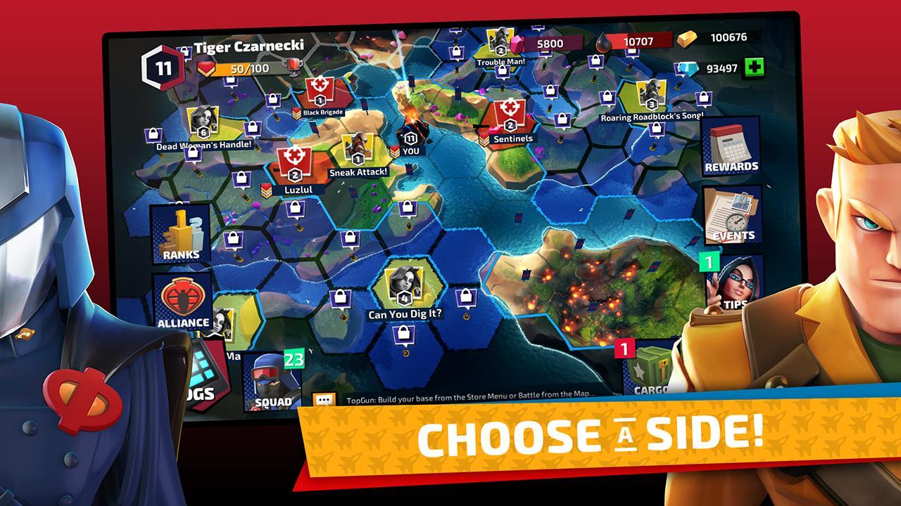 G.I. Joe War On Cobra 1.1.0 Screenshot 4