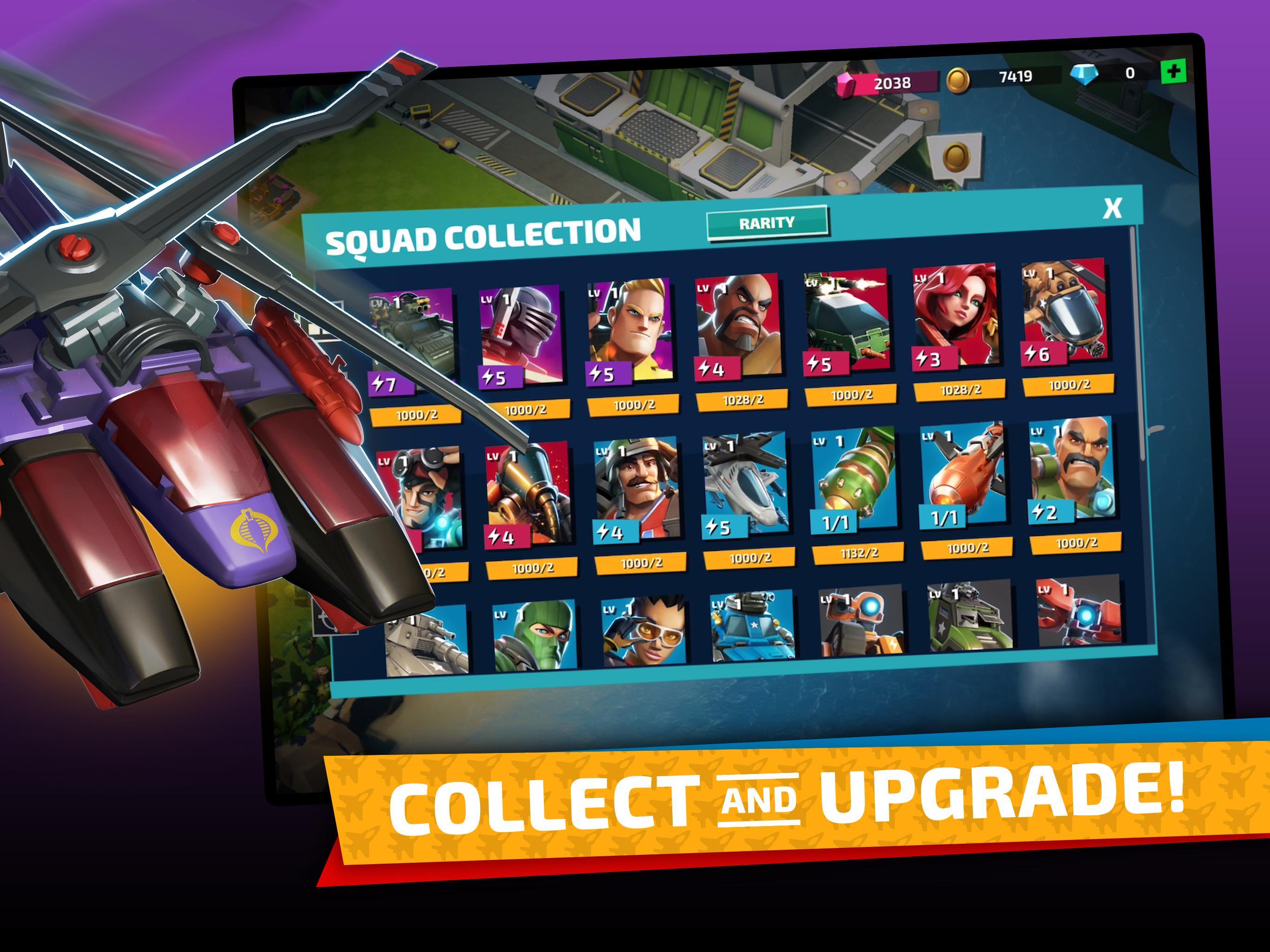 G.I. Joe War On Cobra 1.1.0 Screenshot 7