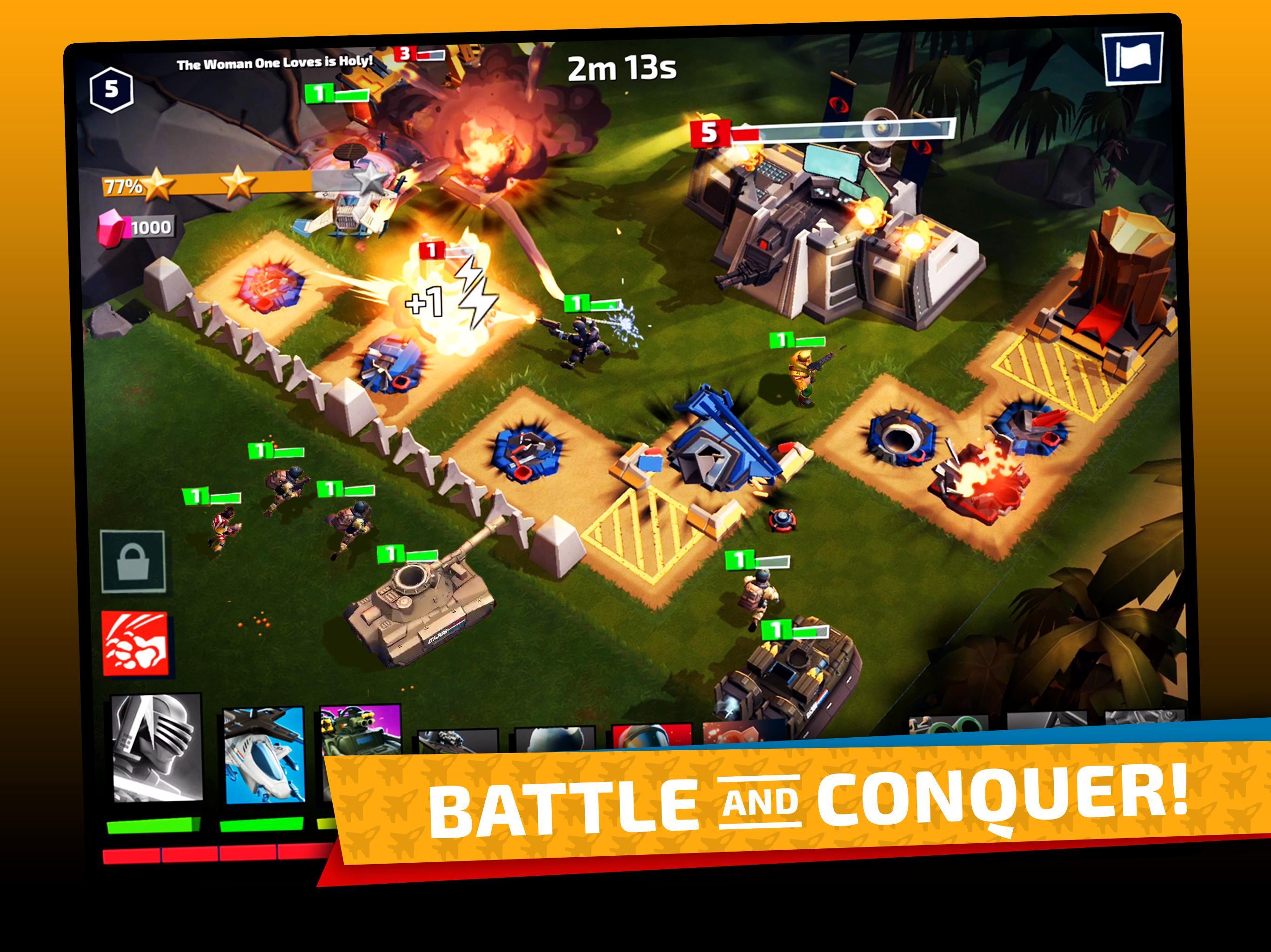 G.I. Joe War On Cobra 1.1.0 Screenshot 8