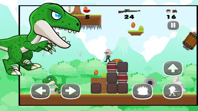 Breeding Season Dinosaur Hunt 1.1.7 Screenshot 1