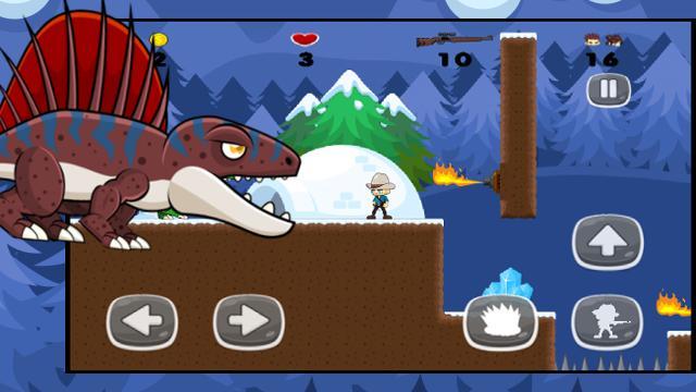 Breeding Season Dinosaur Hunt 1.1.7 Screenshot 3