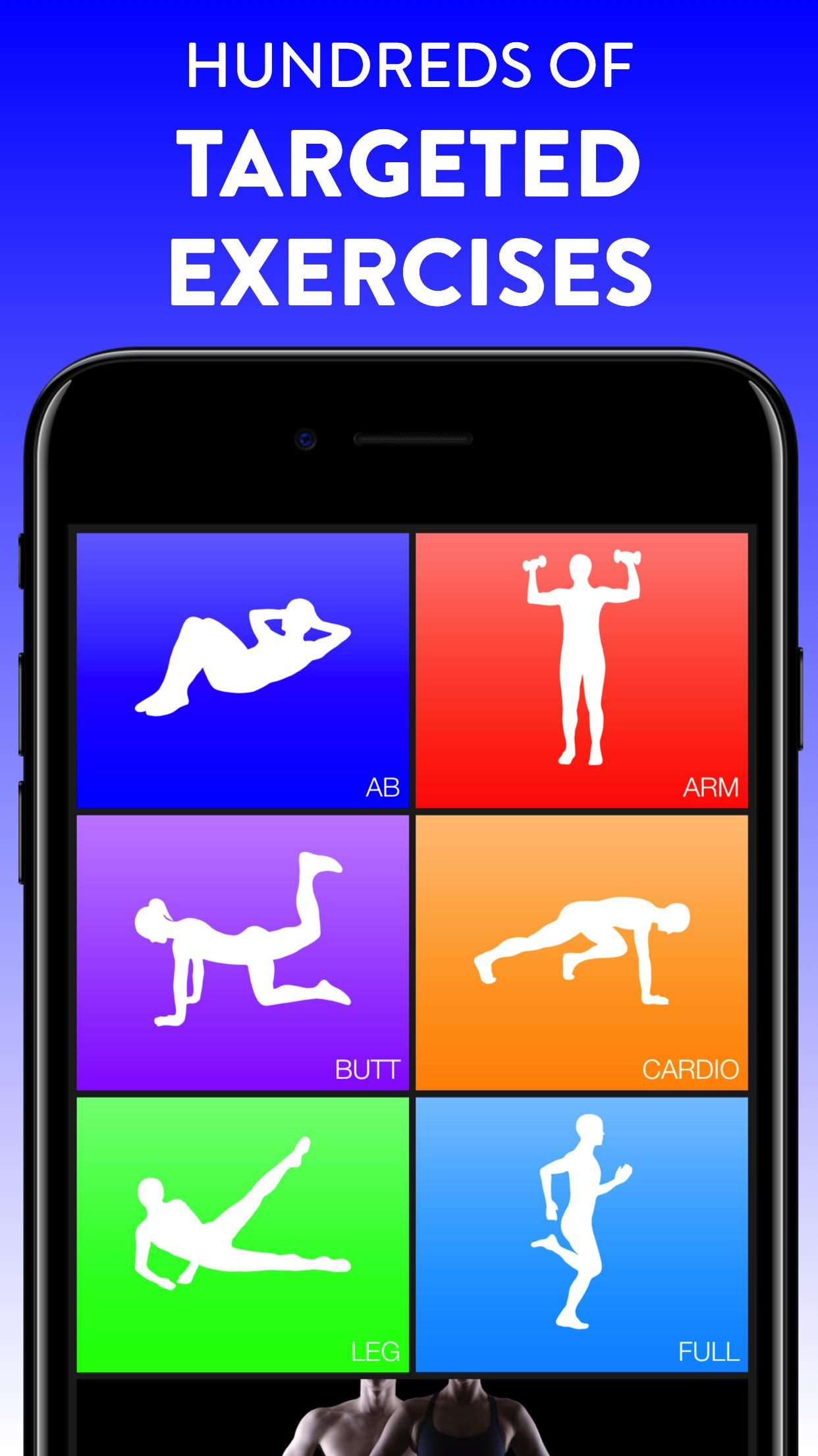 Daily Workouts - Exercise Fitness Workout Trainer 6.12 Screenshot 12