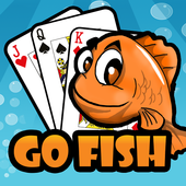Go Fish Kids Card Game (Free) app icon