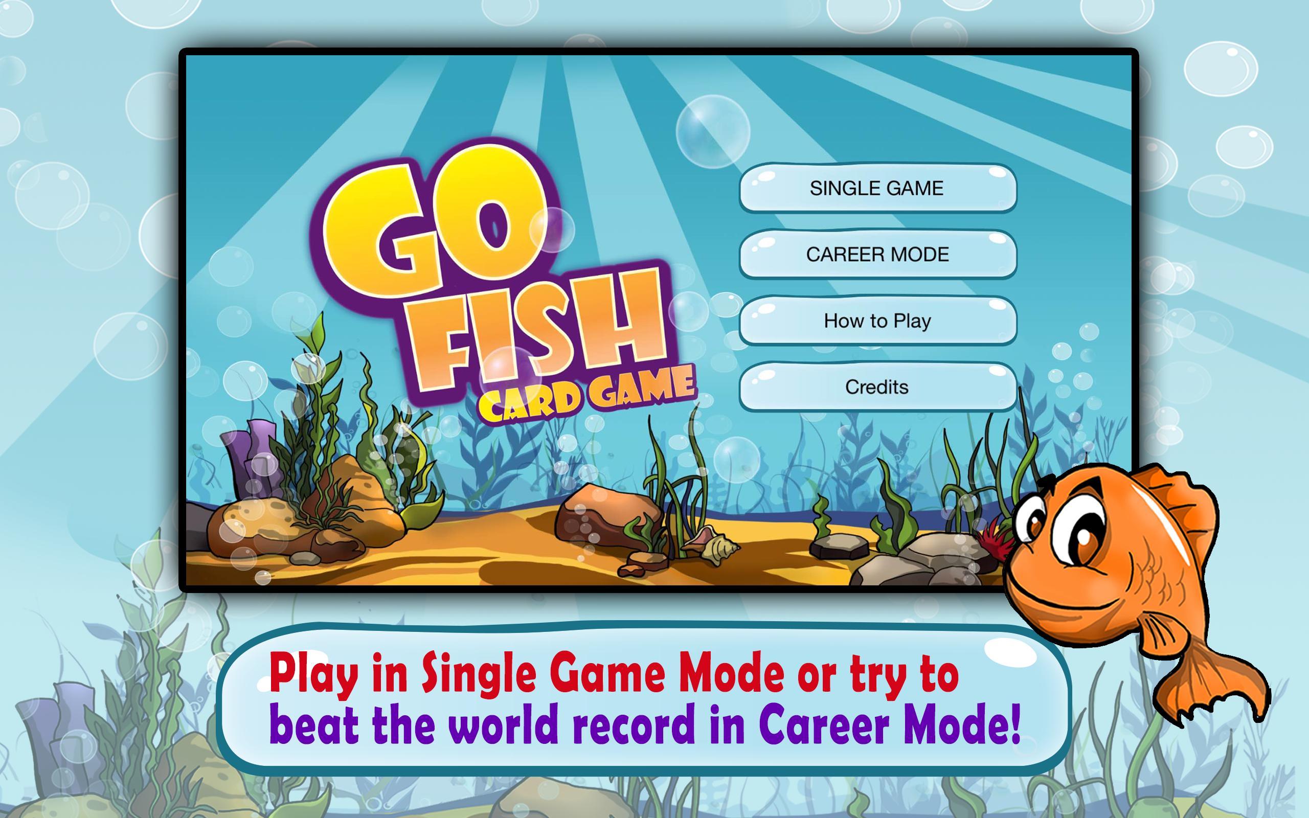 Go Fish Kids Card Game (Free) 1.22 Screenshot 4