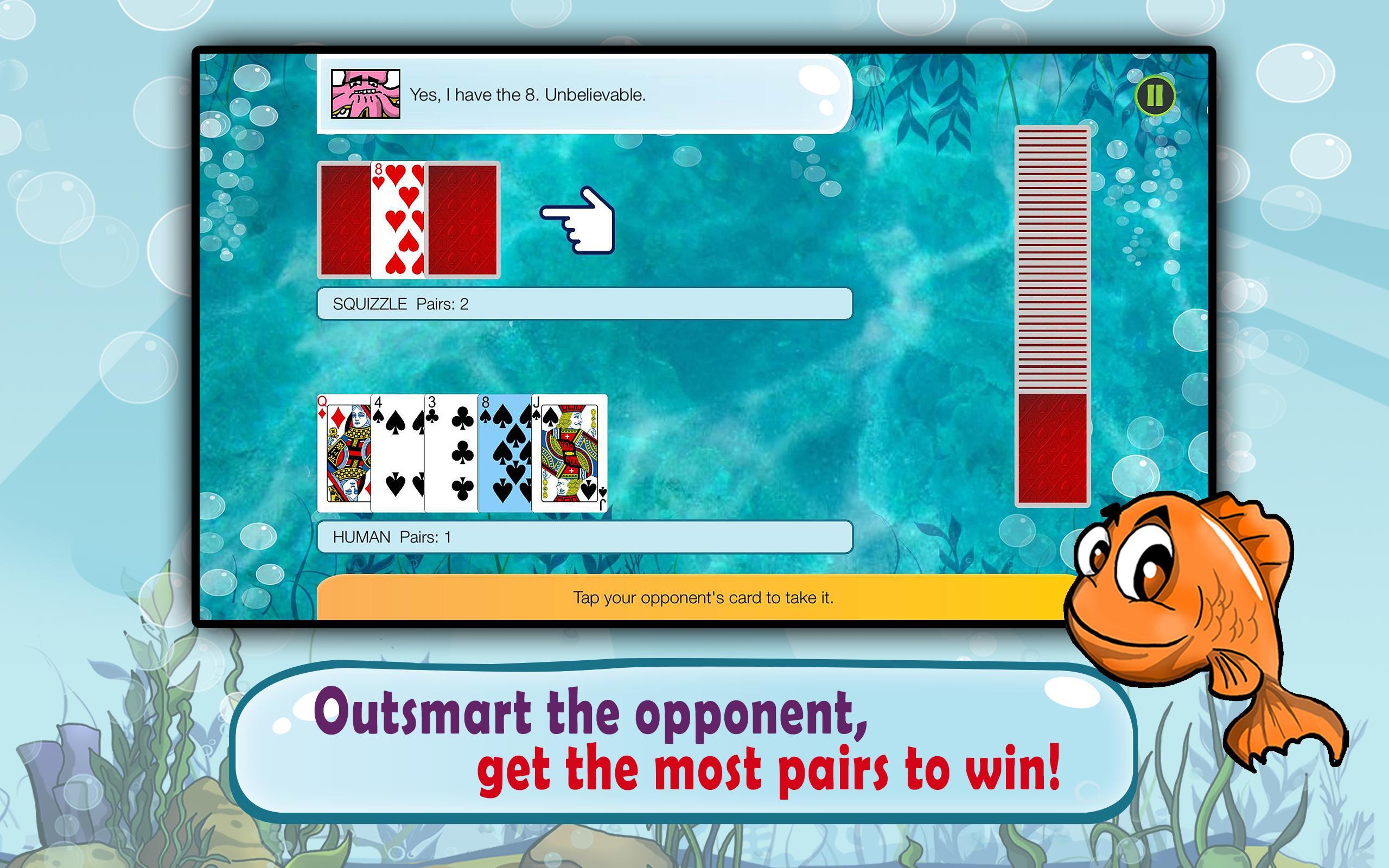 Go Fish Kids Card Game (Free) 1.22 Screenshot 5