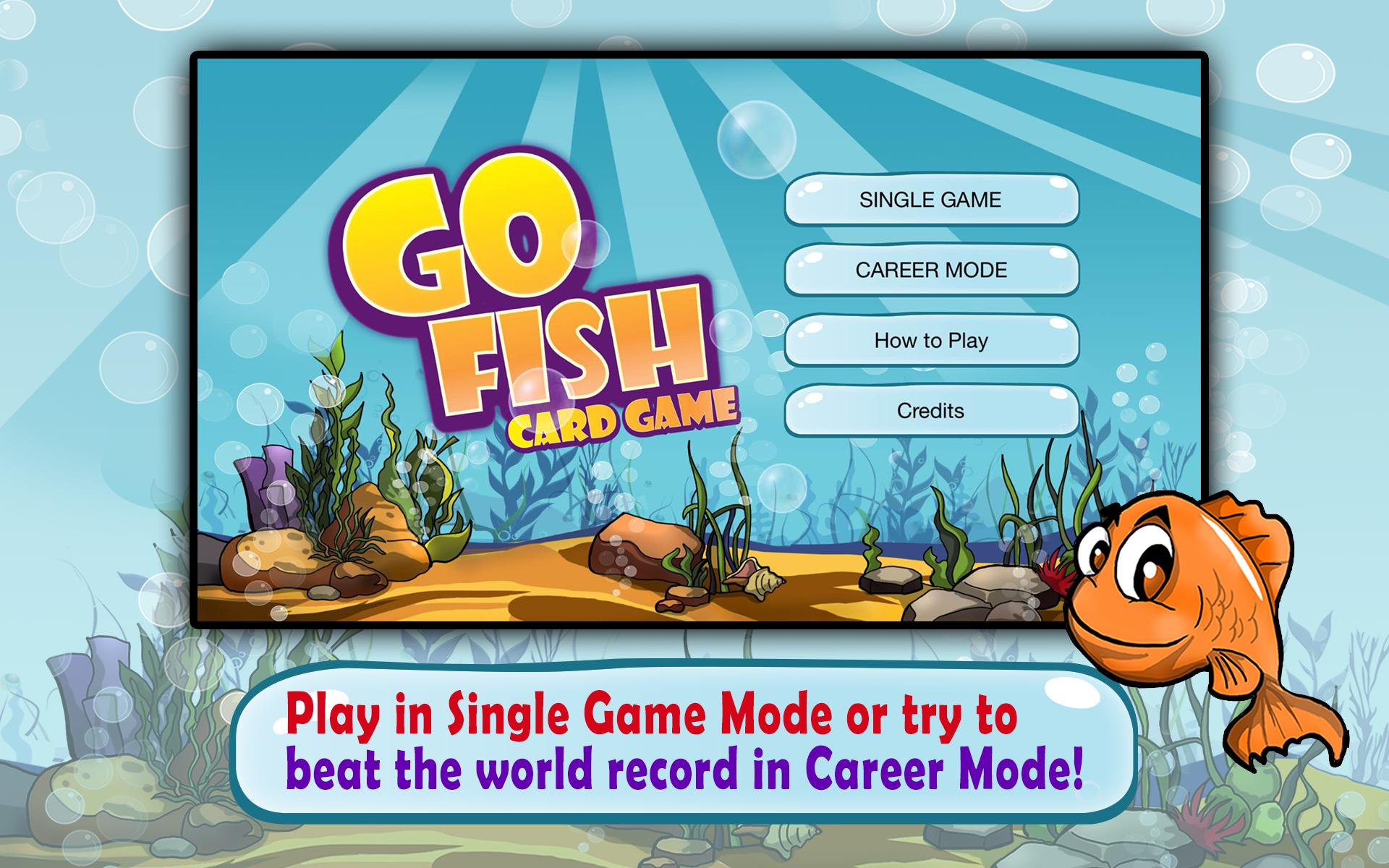Go Fish Kids Card Game (Free) 1.22 Screenshot 7