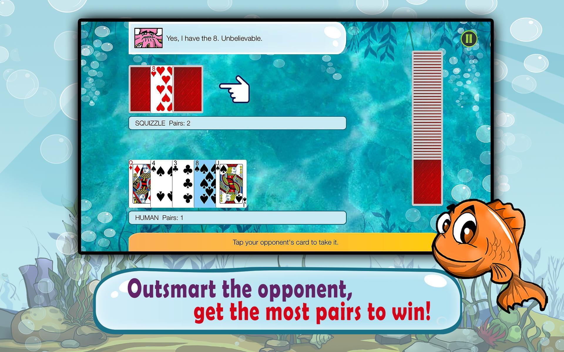 Go Fish Kids Card Game (Free) 1.22 Screenshot 8