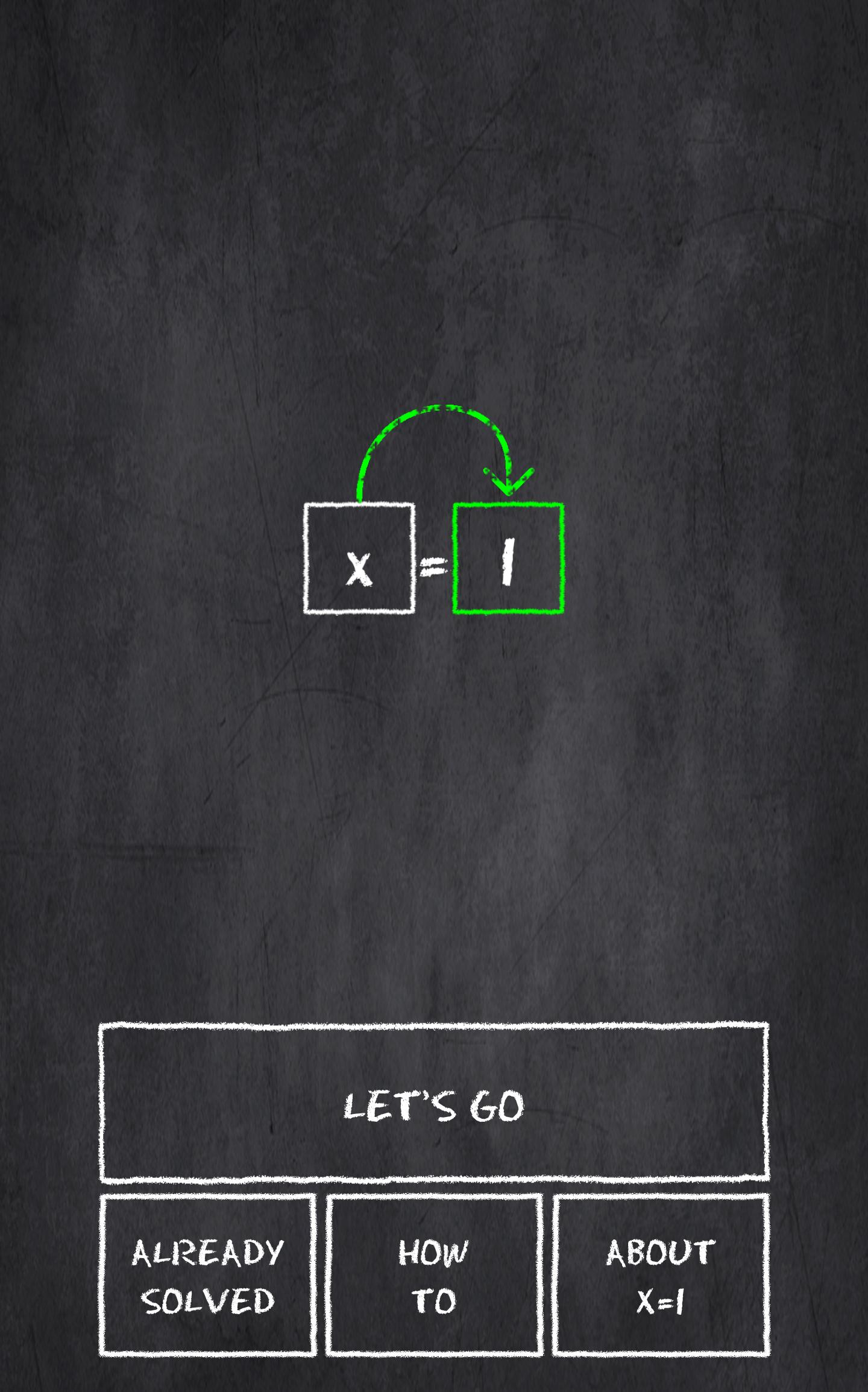 x=1: Learn to solve equations 2.3.2 Screenshot 7