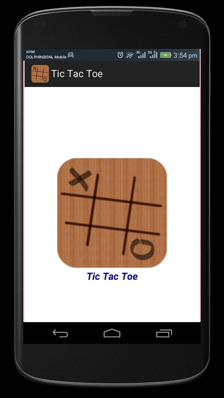 Tic Tac Toe 1.0.9 Screenshot 1