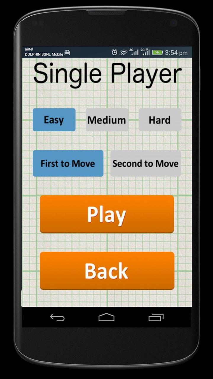 Tic Tac Toe 1.0.9 Screenshot 3