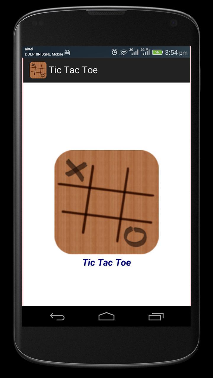 Tic Tac Toe 1.0.9 Screenshot 6