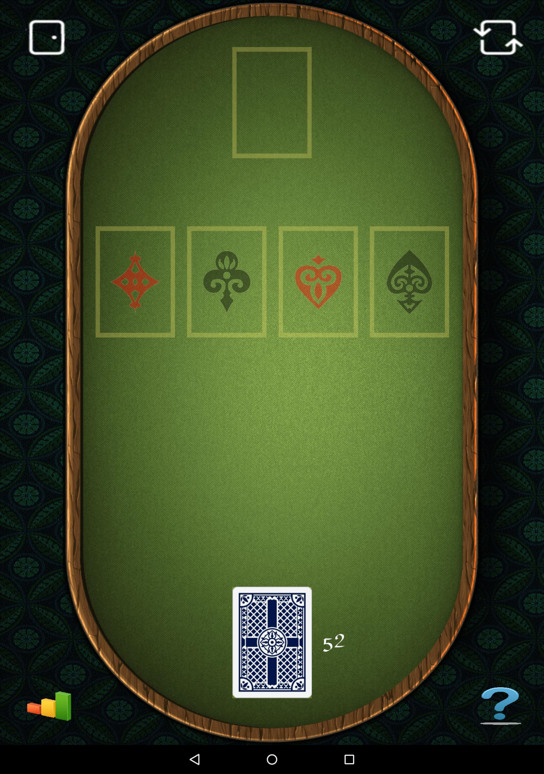 Aces Up Solitaire 5.4 Screenshot 13