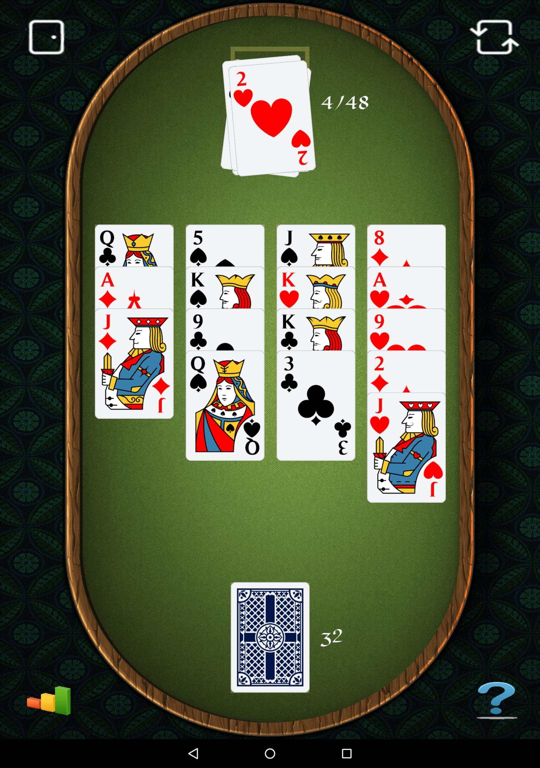 Aces Up Solitaire 5.4 Screenshot 14