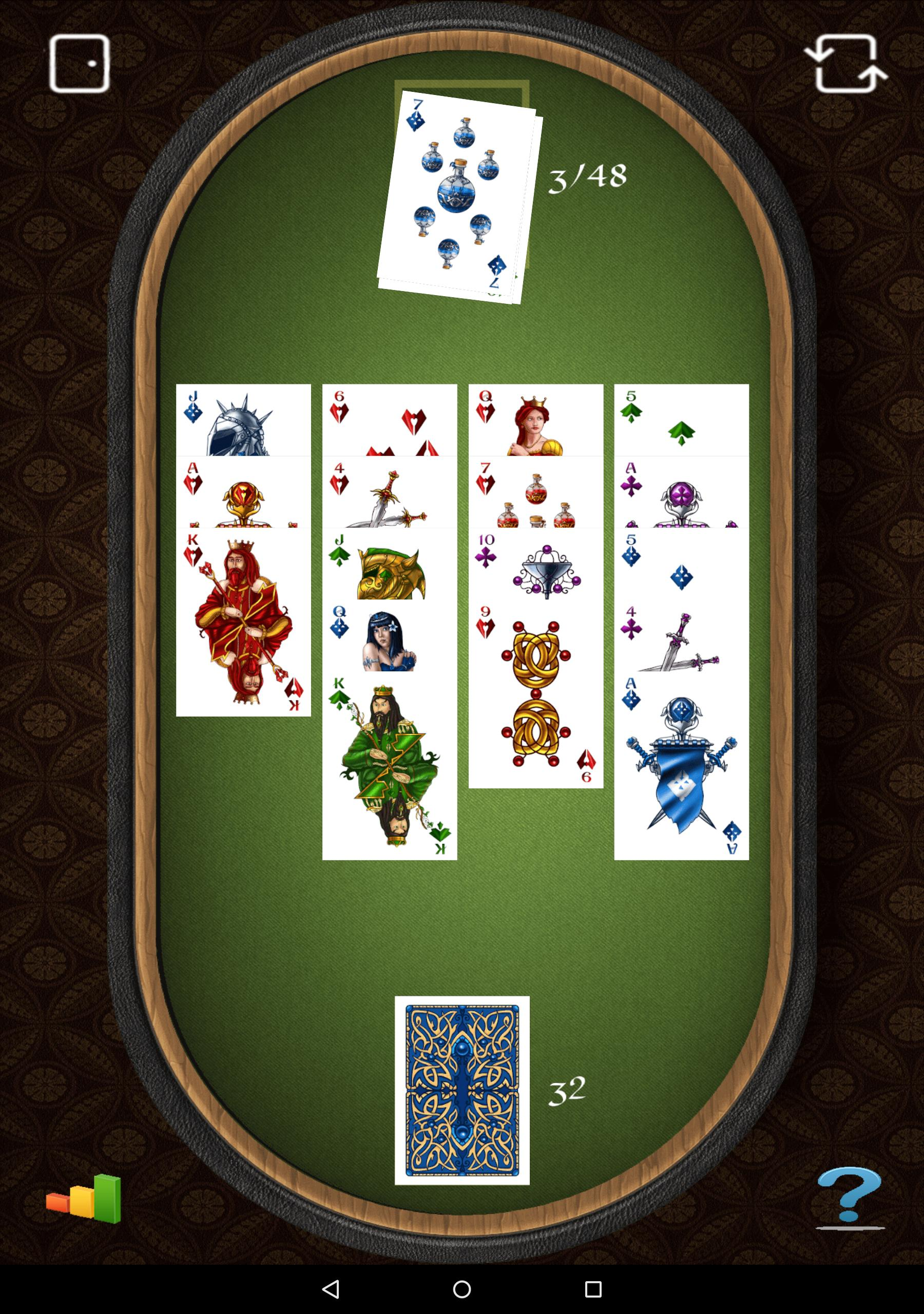 Aces Up Solitaire 5.4 Screenshot 15