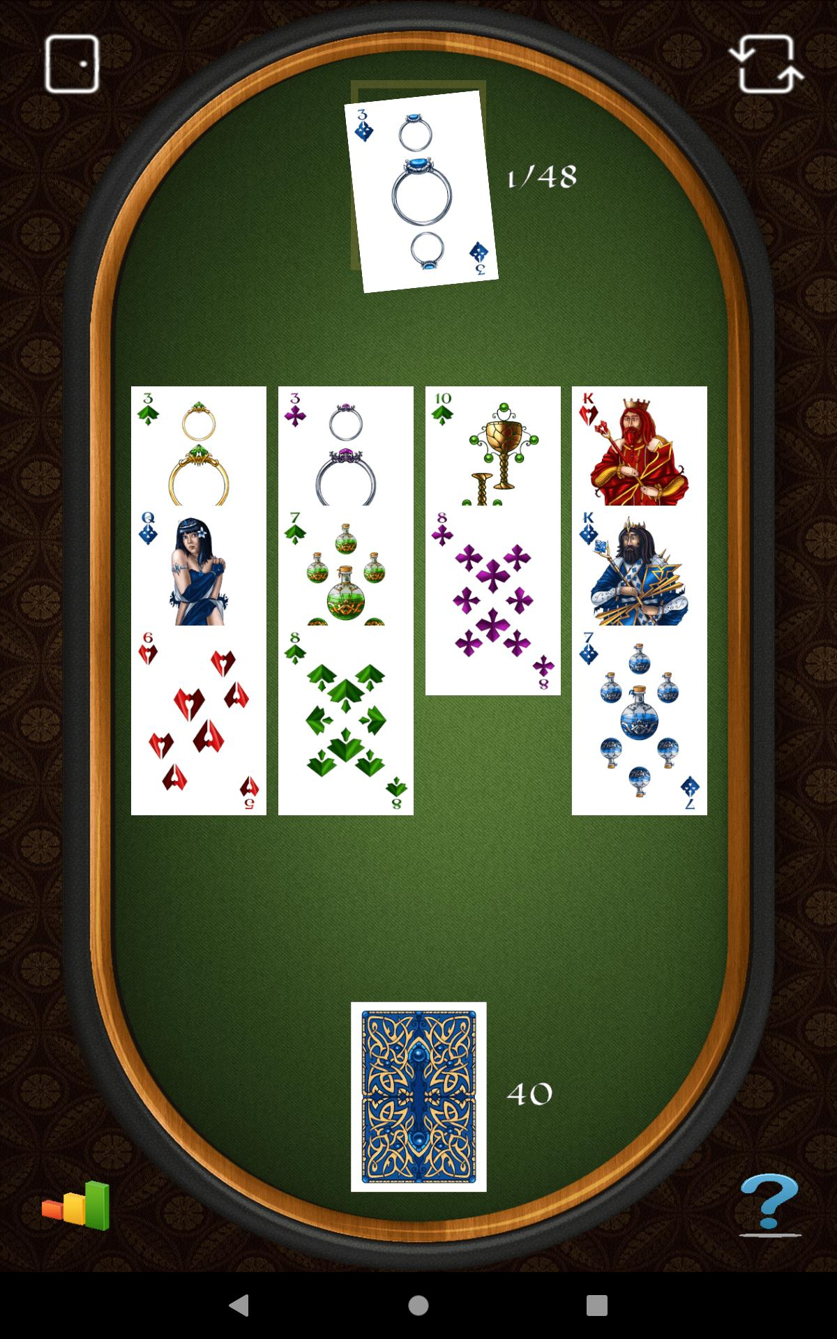 Aces Up Solitaire 5.4 Screenshot 17
