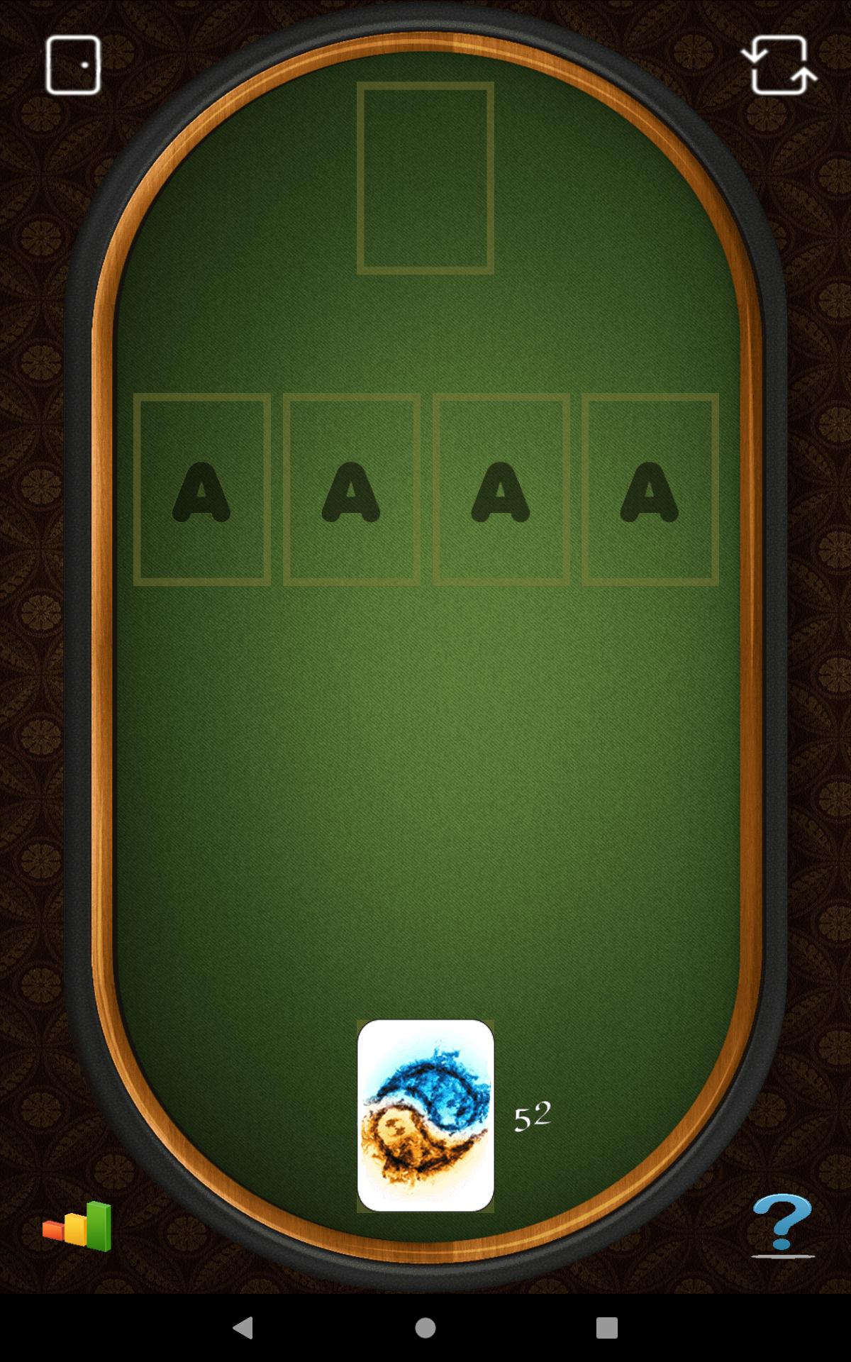 Aces Up Solitaire 5.4 Screenshot 20