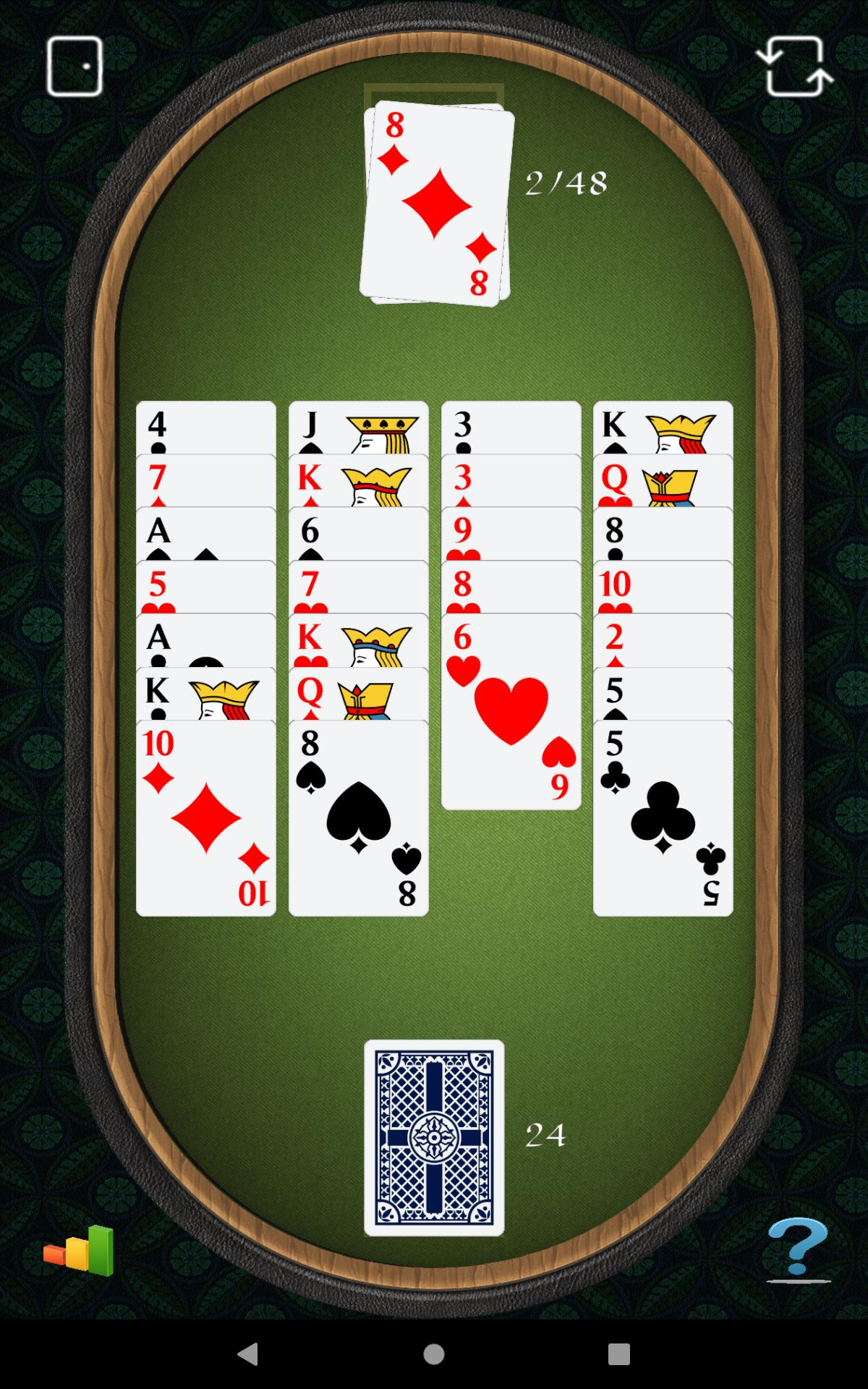Aces Up Solitaire 5.4 Screenshot 21
