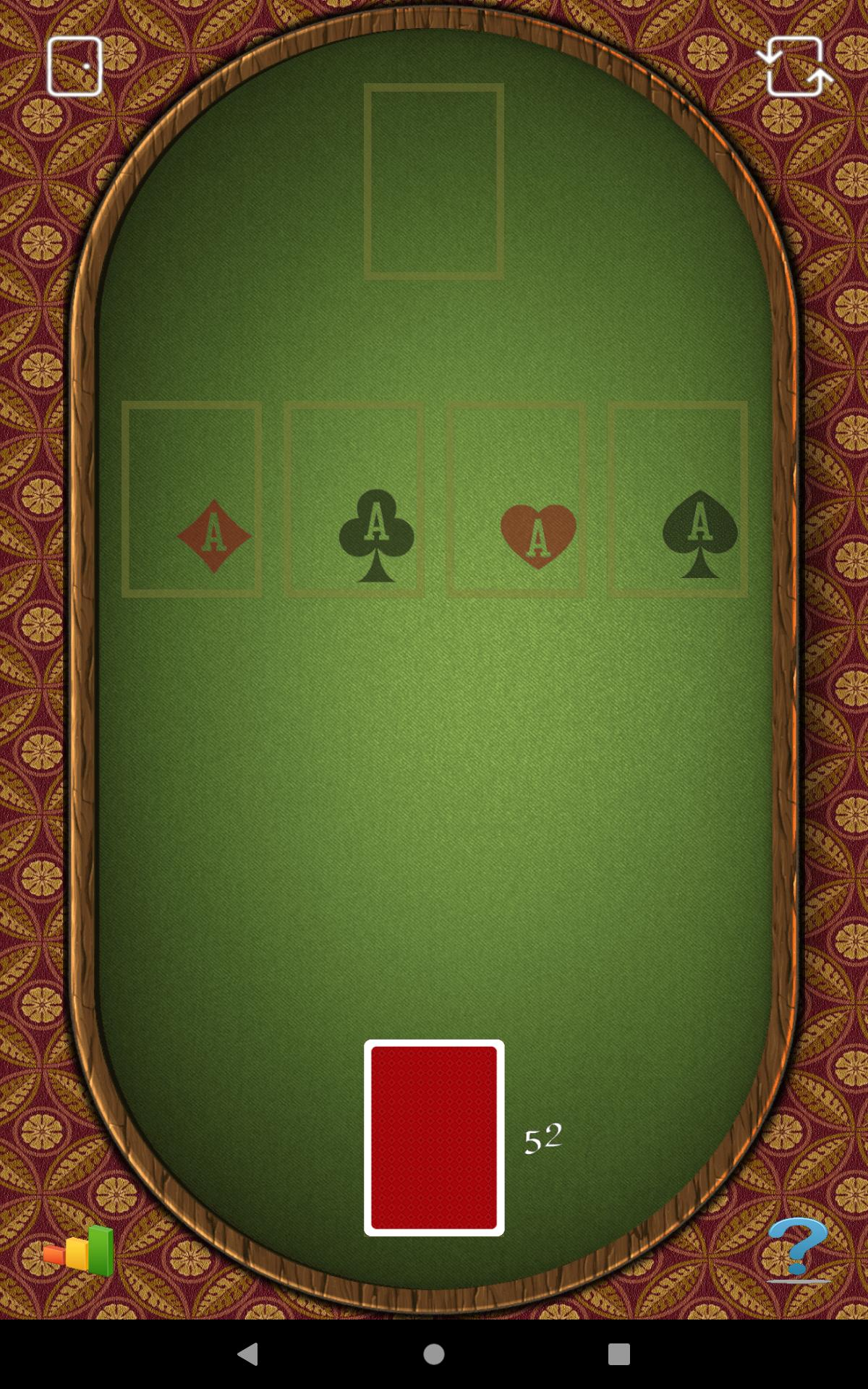 Aces Up Solitaire 5.4 Screenshot 22
