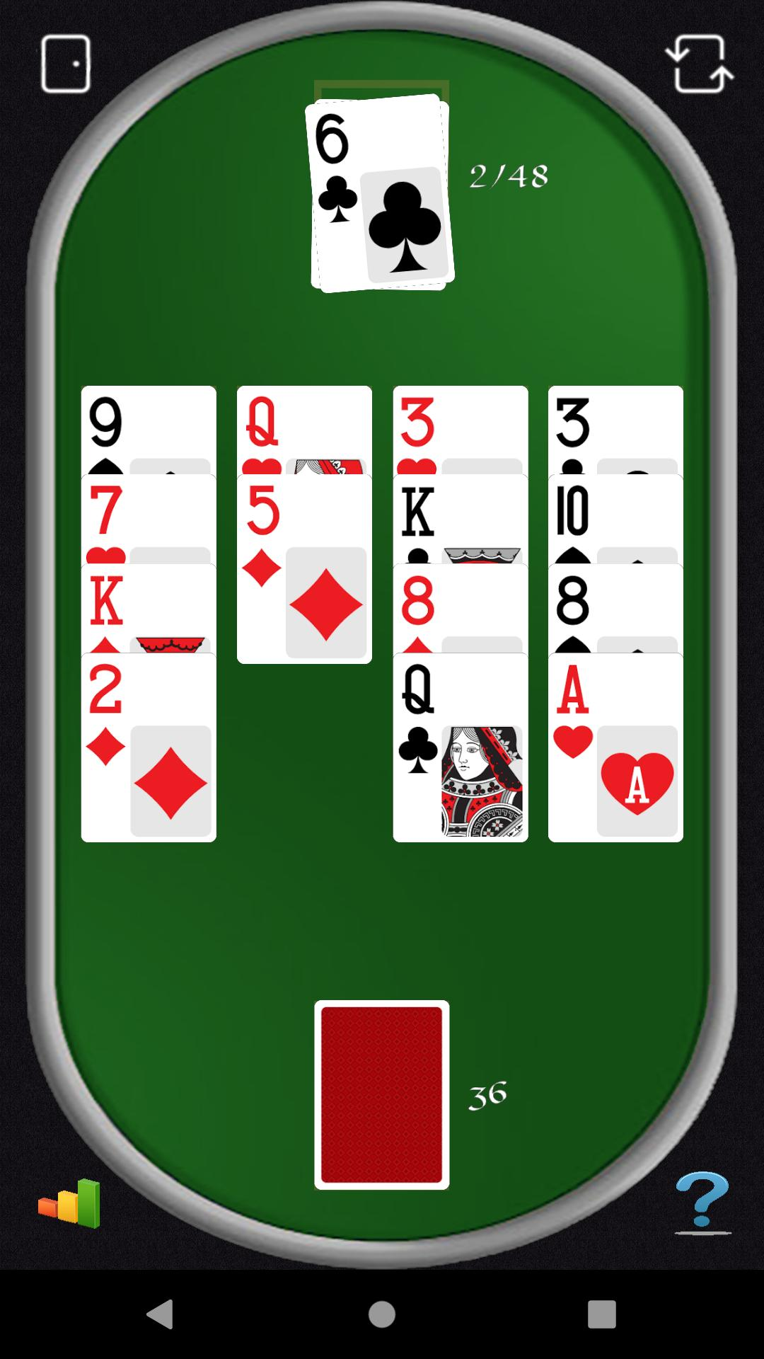 Aces Up Solitaire 5.4 Screenshot 5