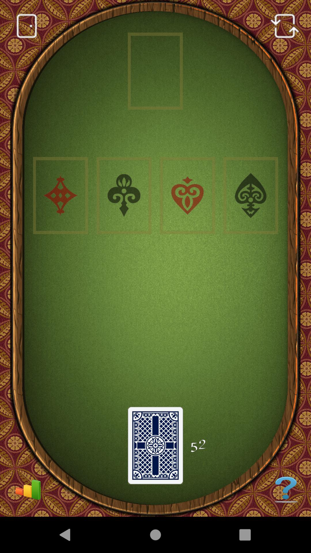 Aces Up Solitaire 5.4 Screenshot 6