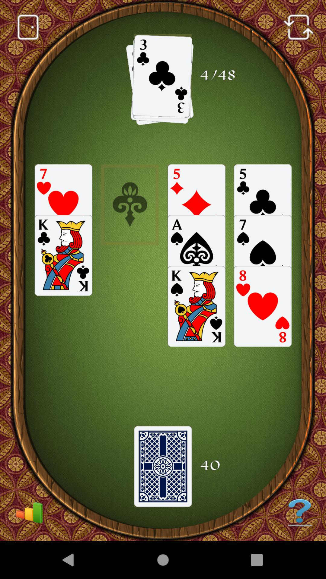 Aces Up Solitaire 5.4 Screenshot 7