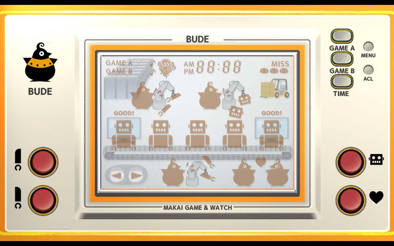 Makai Game & Watch No.09 - BUDE 1.10.1 Screenshot 3