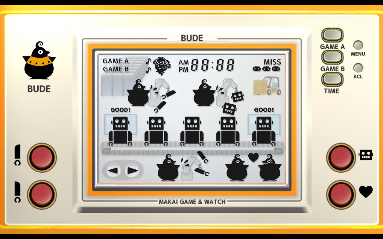 Makai Game & Watch No.09 - BUDE 1.10.1 Screenshot 6