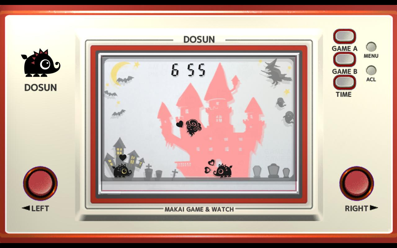 Makai Game & Watch No.03 - DOSUN 1.10.1 Screenshot 1