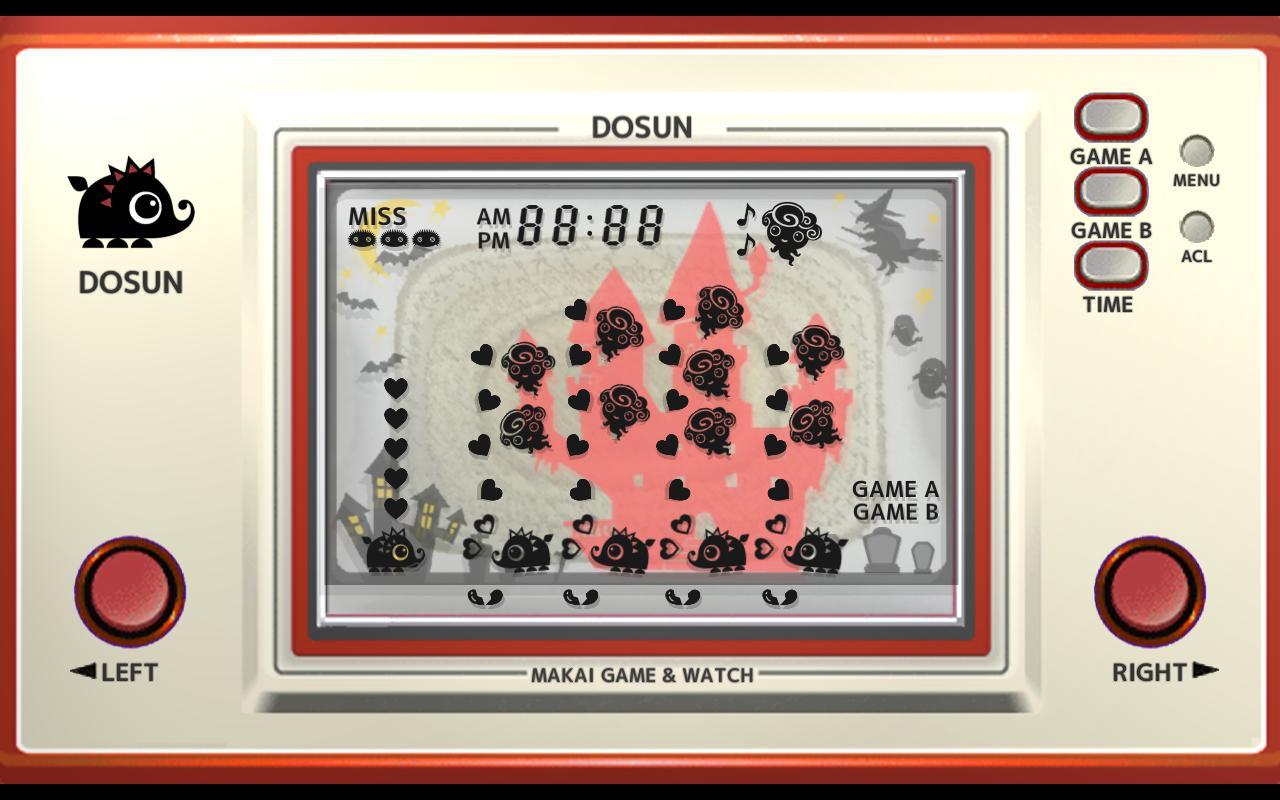 Makai Game & Watch No.03 - DOSUN 1.10.1 Screenshot 2