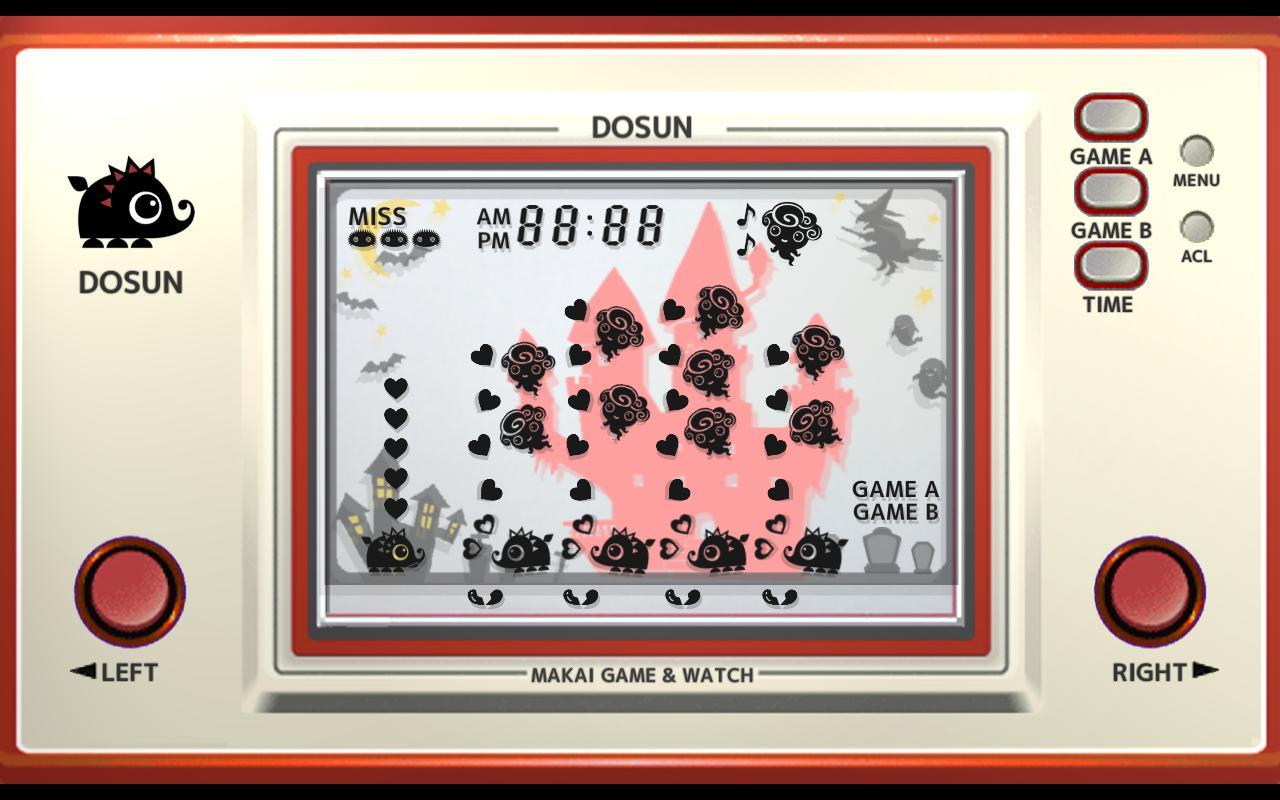 Makai Game & Watch No.03 - DOSUN 1.10.1 Screenshot 6