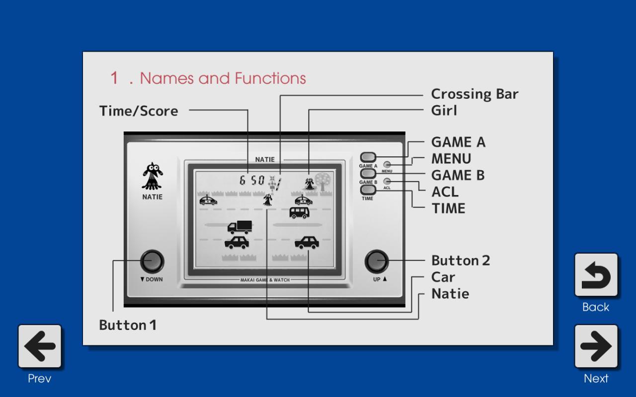 Makai Game & Watch No.08 - NATIE 1.10.1 Screenshot 5