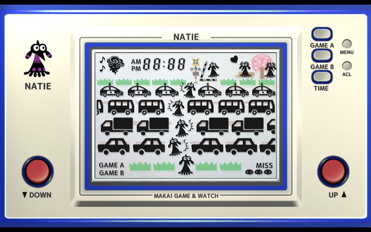 Makai Game & Watch No.08 - NATIE 1.10.1 Screenshot 6